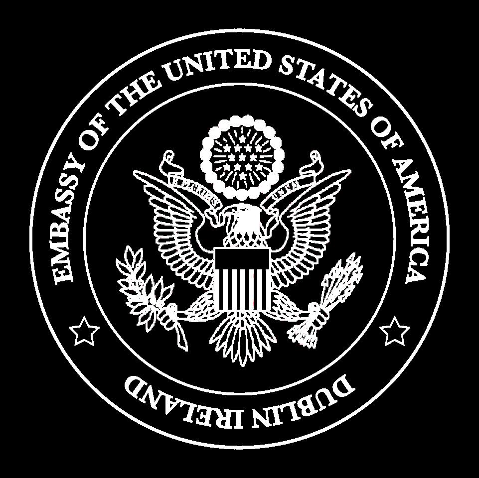 American Embassy logo
